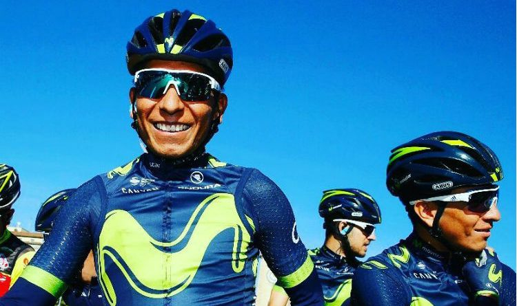 El hermoso mensaje que Nairo Quintana dio a los colombianos