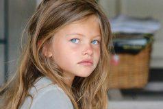 """Ella fue catalogada como """"la niña más hermosa del mundo"""", ¡mira como luce actualmente!"""