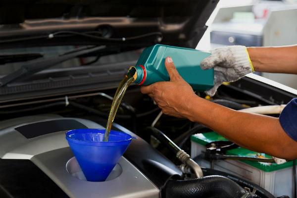 Cámbiale el aceite