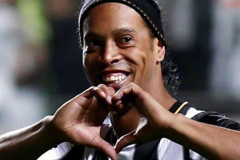 ¿Te gustaba ver jugar a Ronaldinho? El homenaje que te hará llorar de emoción