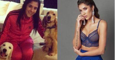 Daniela Ospina y su sorprendente cambio durante los últimos años