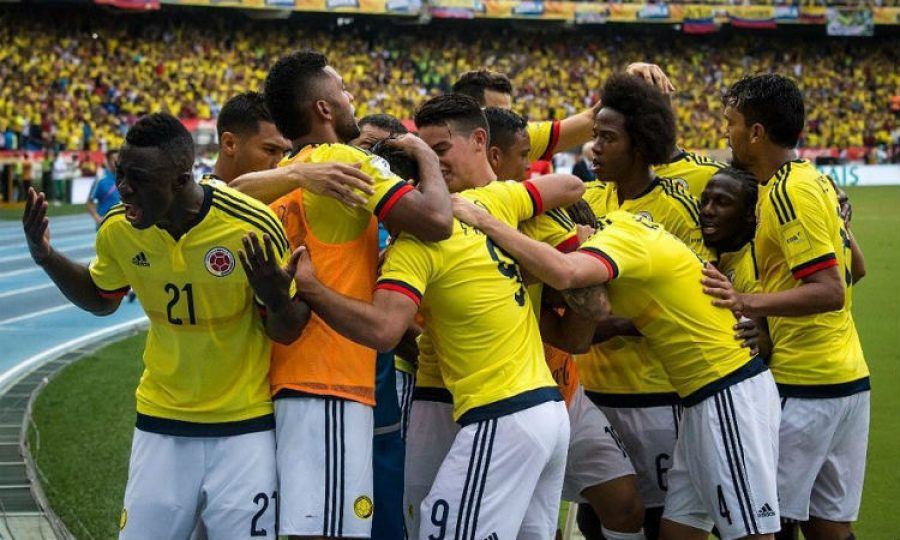 ¿Colombia entre los favoritos para ganar el Mundial?