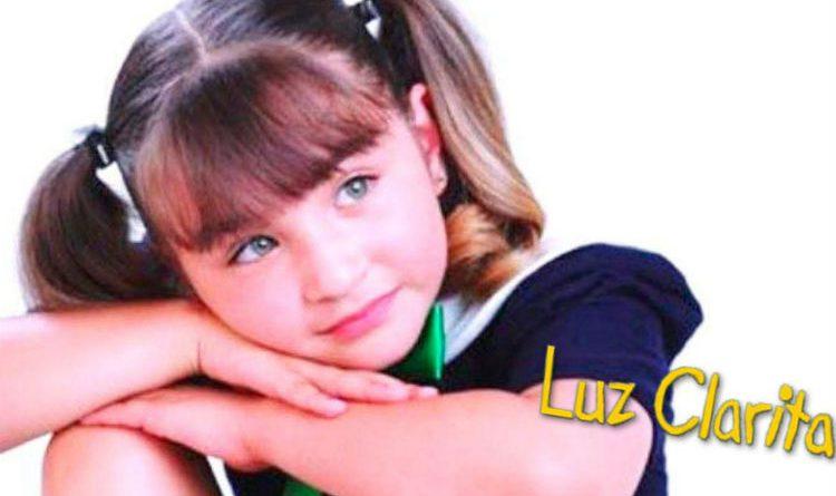 ¿Recuerdas a 'Luz Clarita'? Mira su sorprendente cambio, ¡no la reconocerás!