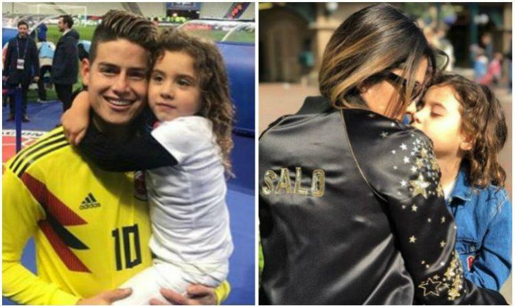 La enseñanza de la familia de James para todos los hinchas del fútbol