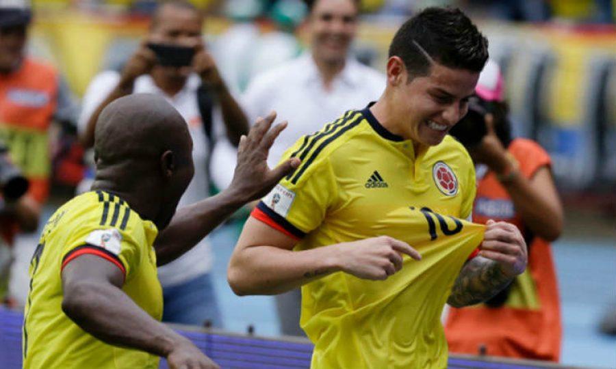 Selección Colombia jugará amistoso con Egipto. ¡Quedarás con la boca abierta!