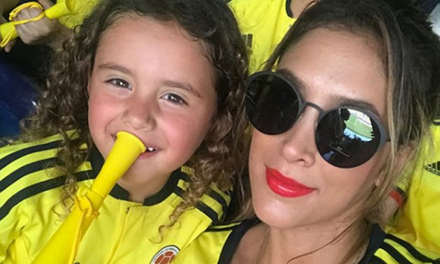 ¿Daniela Ospina le sigue los pasos a James? ¡Te sorprenderás!