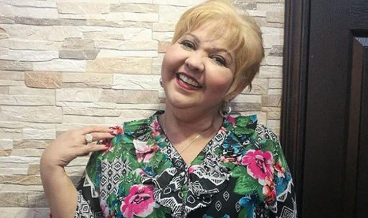 La reconocida humorista se encuentra recuperándose de unos quebrantos de salud, motivo por el cual le da gracias a las personas que estuvieron atentos a ella.