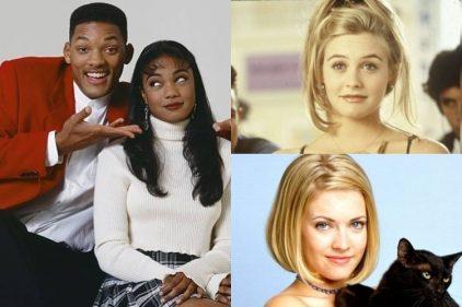 No creerás cómo lucen algunos personajes que se convirtieron en ídolos de los 90. ¿Los recuerdas?