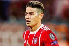 Bayern Múnich encontró la manera de potenciar a James. ¡No lo podrás creer!