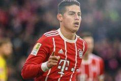 No quieren dejar ir a James del Bayern y se lo demostraron