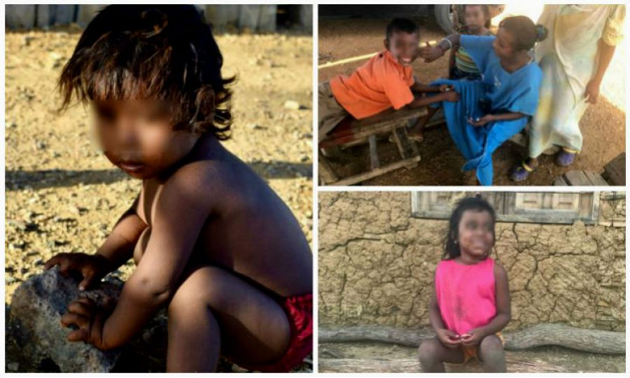 Pasa de la intención a la acción y podrás hacer feliz a muchos niños. ¡La Guajira te necesita!