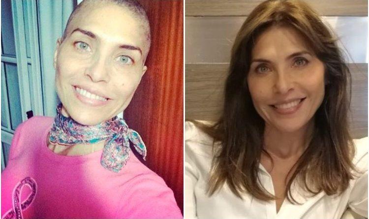 Lorena Meritano vuelve a la actuación luego de ganarle la pelea al cáncer
