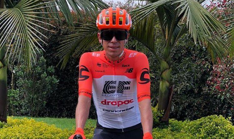 El ciclista colombiano no deja de asombrarnos con su forma de ser, ahora da de que hablar en tierras europeas.