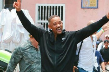 Will Smith le dejará un hermoso regalo a Colombia
