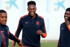El camino de Yerry Mina para ser campeón con Barcelona