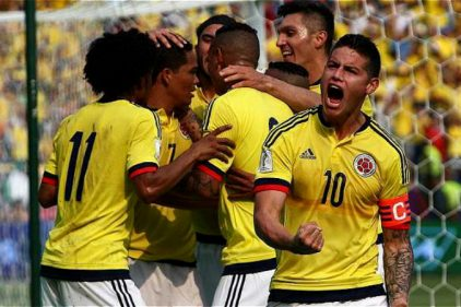 Razones por las que Colombia merece ganar el Mundial en Rusia