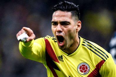 El día que Falcao García anotó cinco goles