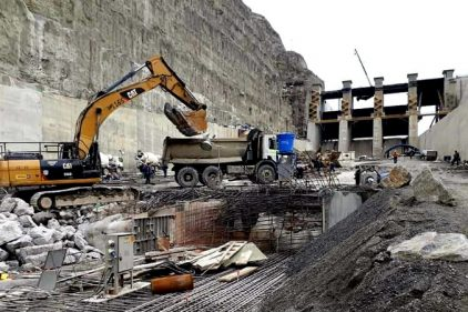 Misión de la ONU apoya la emergencia en Hidroituango