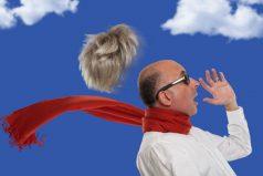 5 trucos inútiles que los calvos hemos usado para ocultar nuestra falta de cabello