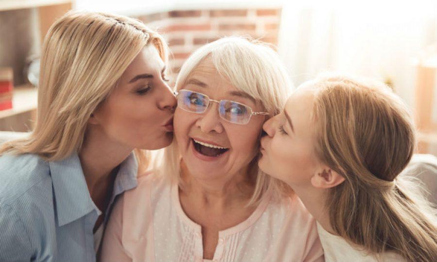 7 maneras de hacer reír a mamá