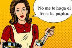 7 frases que toda mamá dice a la hora de la comida