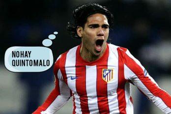 El día que Falcao García anotó cinco goles, un logro de pocos futbolistas en el mundo