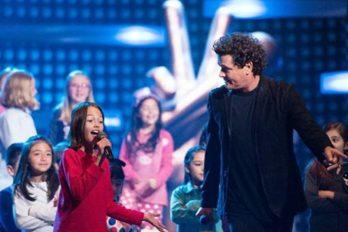 Hija de Carlos Vives se le robó el show a su papá. ¡Increíble!