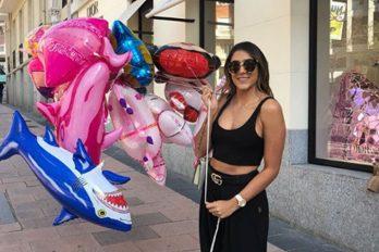 Con este gran regalo Daniela Ospina le celebró el cumpleaños a la mamá de James