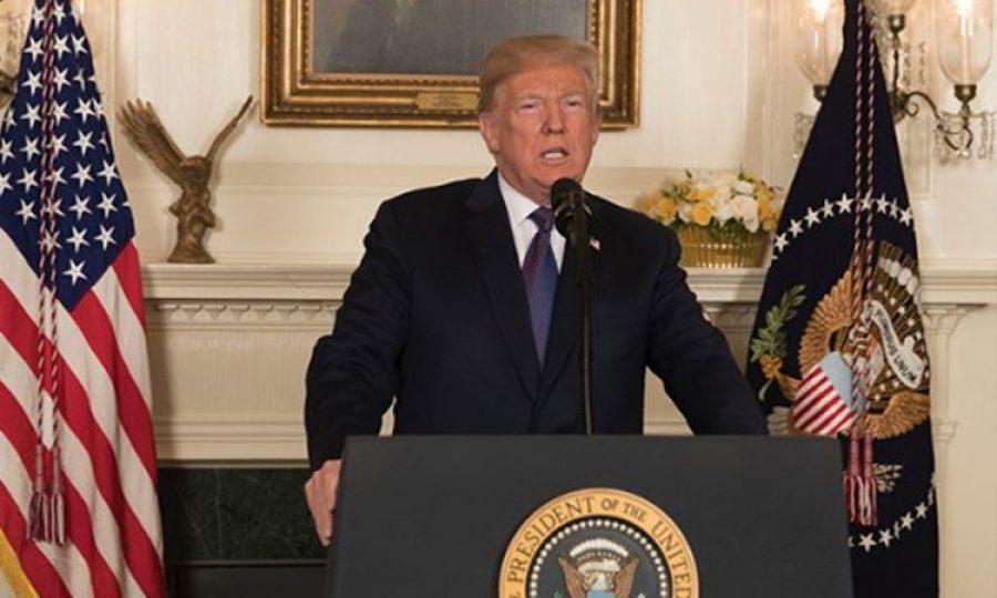 Las fuertes declaraciones de Trump contra el presidente de Corea del Norte