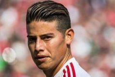 Las palabras de James tras la derrota del Bayern contra el Real Madrid