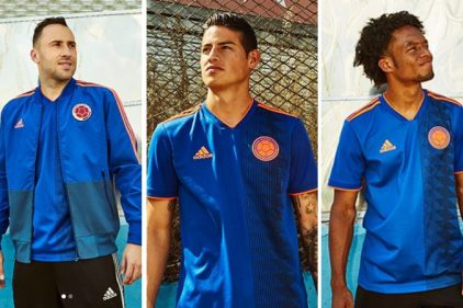 Importante jugador de la Selección Colombia ya arribó al país