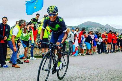 De esta particular manera Nairo se prepara para el Tour de Francia