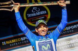 De esta curiosa manera Nairo Quintana vive el Giro de Italia