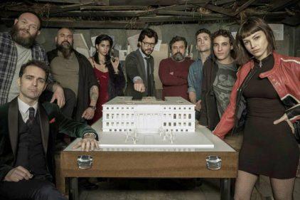 La sorpresa de la serie 'La Casa de Papel' que emociona a toda Colombia