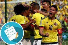 8 razones por las que Colombia merece ganar el Mundial de Rusia 2018, ¡es una de las favoritas de Latinoamérica!