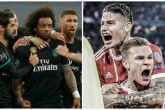 Sigue la hegemonía del Real Madrid contra el Bayern Múnich