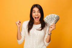 El dinero gratis sube el ánimo, te contamos porqué y cómo ganarlo