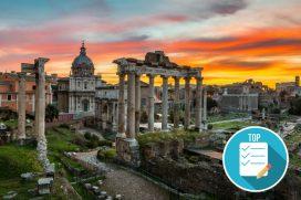 """Las 7 mejores ciudades de Europa para viajar a bajo costo y cumplir el sueño de conocer el """"viejo continente"""""""