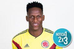 ¡Yerry Mina está inspirado! Su mamá y su esposa son la razón por la que el defensa triunfa en el Mundial