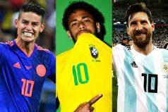 ¿Cuánto cuestan las selecciones del Mundial? las cifras demuestran lo impredecible que está ganar la copa