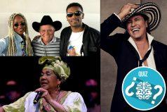 El quiz que te ayudará a comprobar cuánto sabes de música colombiana. ¡Atrévete a resolverlo!