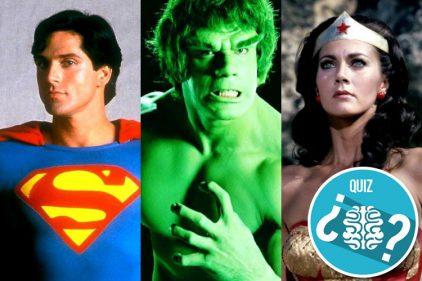 10 preguntas te dirán qué tanto sabes de los superhéroes de los años 80´s, ¡un reto para toda una generación!