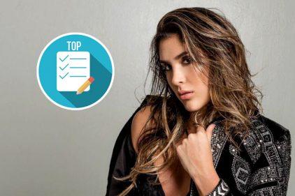 10 cosas que tal vez no sabías de Daniela Ospina. Una gran mujer que brilla con luz propia