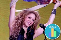 ¿Crees que Shakira se pasó con estas exigencias en su gira de conciertos a nivel mundial?