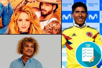 Así celebraron los famosos el triunfo de la Selección Colombia ante Polonia