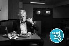 El mundo despide al chef y presentador de 61 años, Anthony Bourdain. ¡Una gran tristeza!