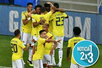 Colombia clasificó a octavos de final liderando el Grupo H y se enfrentará a Inglaterra