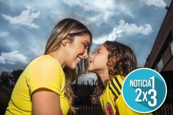 Daniela Ospina envía mensaje de esperanza y unión antes del partido ante Senegal
