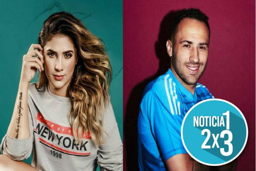 Amistad, admiración y apoyo, el ingrediente de la relación entre Daniela y David Ospina
