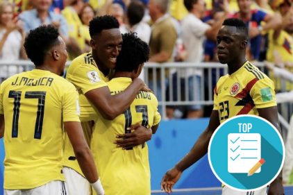 Estas son las razones por las que la Selección Colombia clasificó a octavos de final